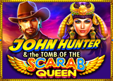 John Hunter and the Tomb of the Scarab Queen