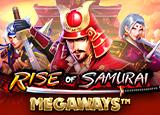Rise of Samurai Megaways™